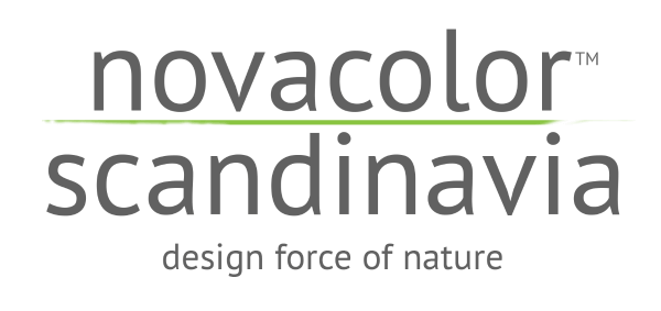 novacolor scandinavia, logo 500 px