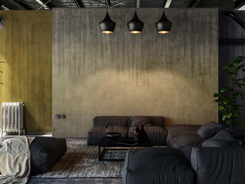 Metallo_Fuso, dekorationsmaling Novacolor.dk
