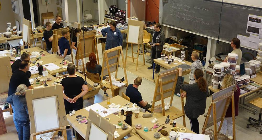 master class københavn, september 2019, novacolor.dk