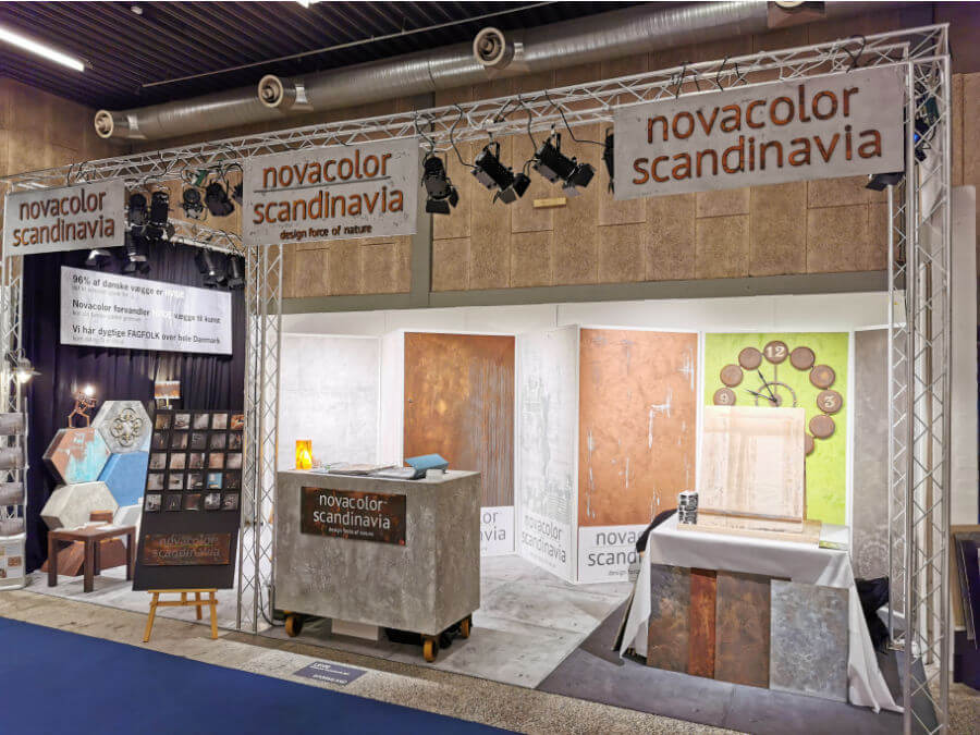 Novacolor er på Formland 13.-16. August, 2020. novacolor.dk