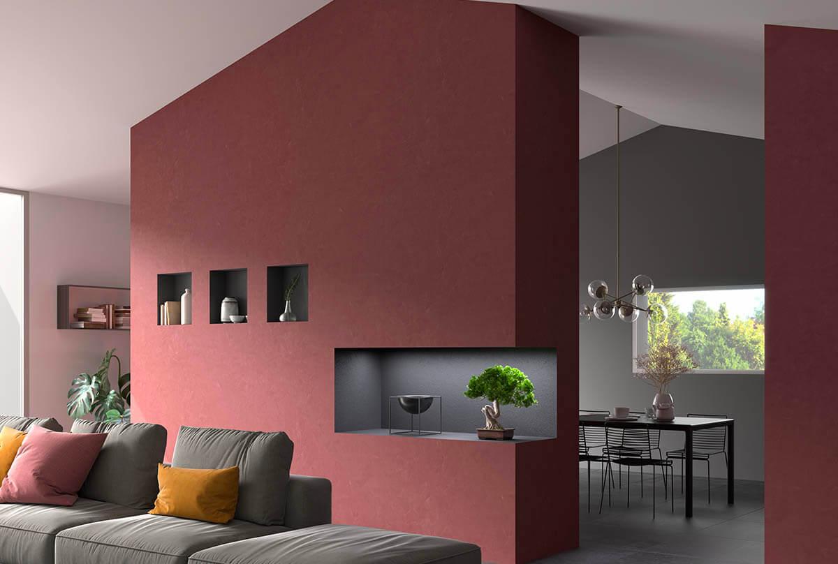 Matmotion til den moderne stue. novacolor.dk