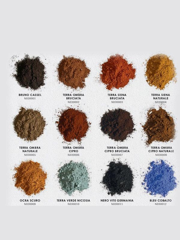 Naturlige pigmenter
