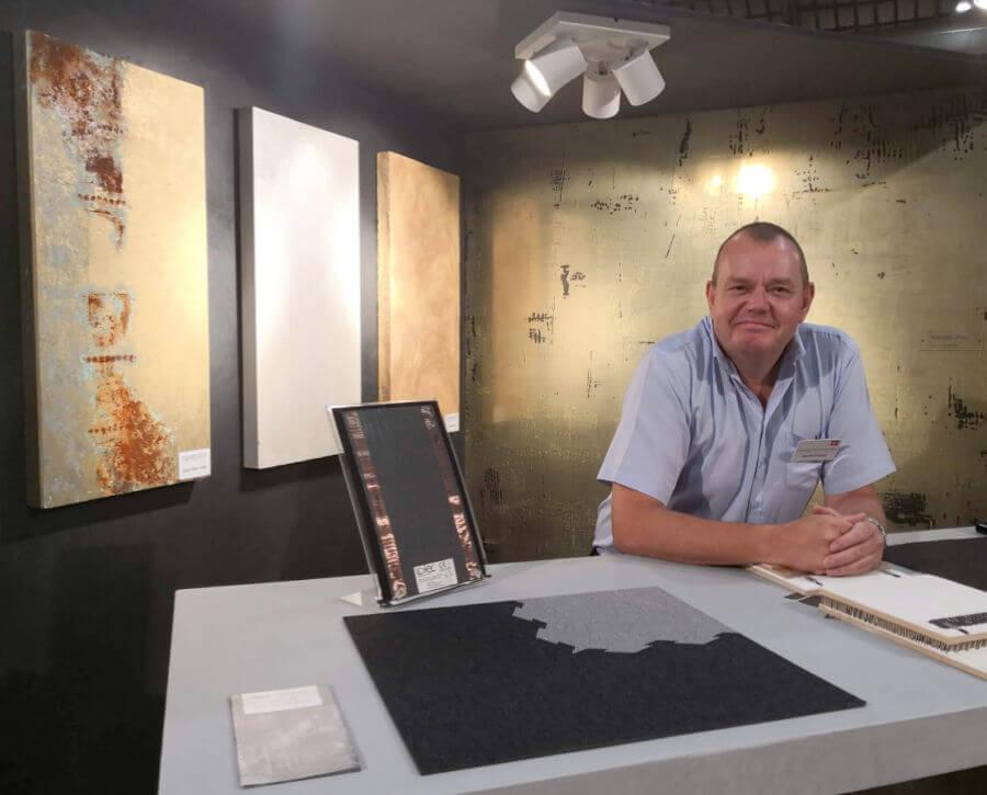 Michael Rugaard, CEO, novacolor scandinavia. novacolor.dk